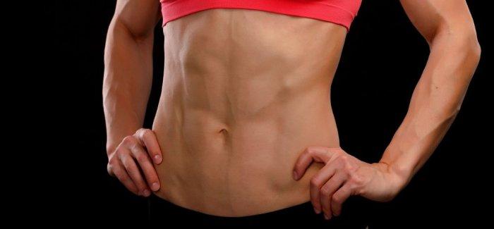 Vežbe za zatezanje stomaka