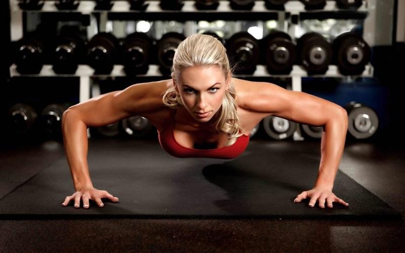 fitnes-instruktorka